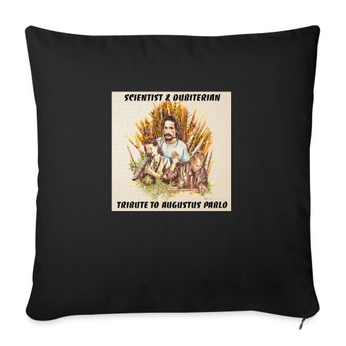 Scientist Dubiterian - Sofa pillow with filling 45cm x 45cm