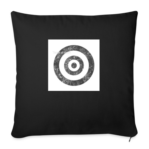 target_of_desire_shirt_gr - Sofakissen mit Füllung 44 x 44 cm