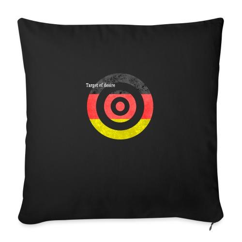 target_of_desire_germany - Sofakissen mit Füllung 44 x 44 cm