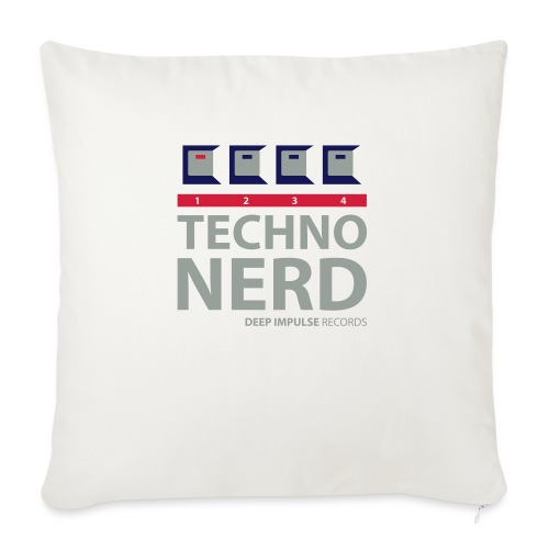 Techno Nerd - Sofa pillow with filling 45cm x 45cm