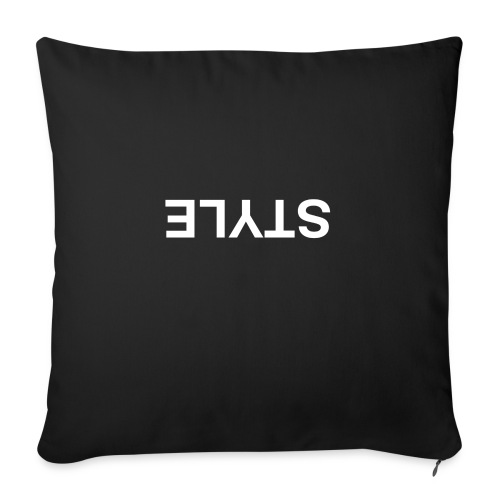 QUESTION STYLE - Sofa pillow with filling 45cm x 45cm