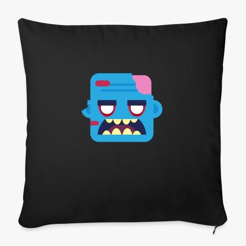 Mini Monsters - Zombob - Sofapude med fyld 44 x 44 cm