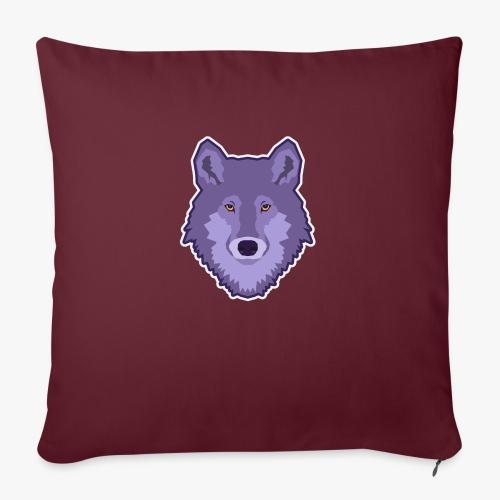 Spirit Wolf - Sofapude med fyld 44 x 44 cm
