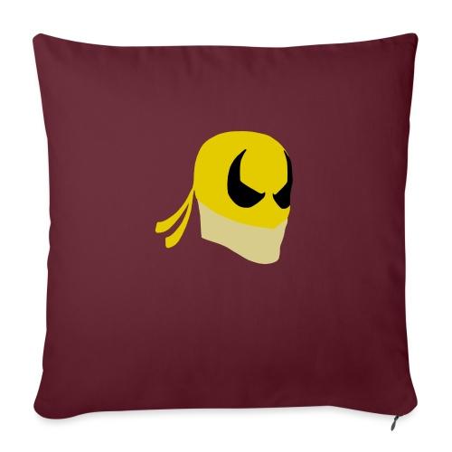 Iron Fist Simplistic - Sofa pillow with filling 45cm x 45cm