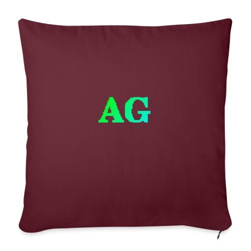 ATG Games logo - Sohvatyynyt täytteellä 44 x 44 cm
