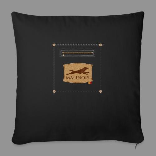 Belgian shepherd Malinois - Sofa pillow with filling 45cm x 45cm