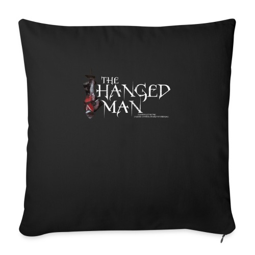 The Hanged Man Design - Sofa pillow with filling 45cm x 45cm