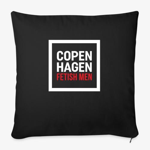 Copenhagen Fetish Men Jacket - Sofapude med fyld 44 x 44 cm