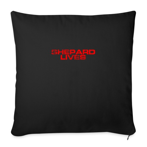 Shepard lives - Sofa pillow with filling 45cm x 45cm