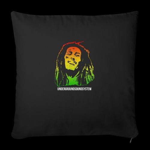 King of Reggae - Sofakissen mit Füllung 44 x 44 cm