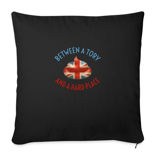 Rock Tory - Sofa pillow with filling 45cm x 45cm