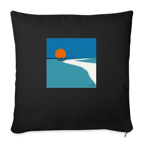 Polynesia - Sofa pillow with filling 45cm x 45cm
