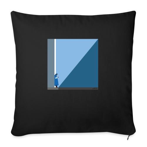 TOUAREG - Sofa pillow with filling 45cm x 45cm