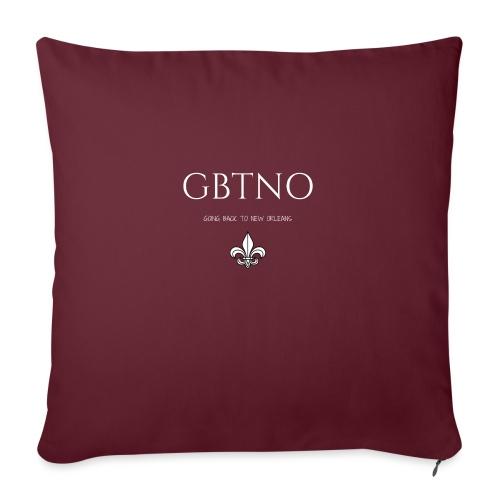 GBTNO - Sofapude med fyld 44 x 44 cm