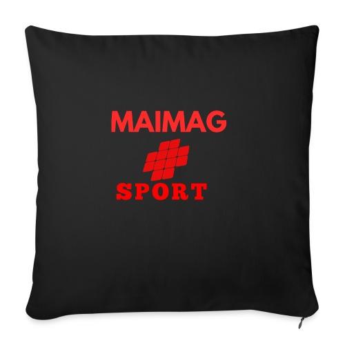 Diseños maimag - Cojín de sofá con relleno 44 x 44 cm