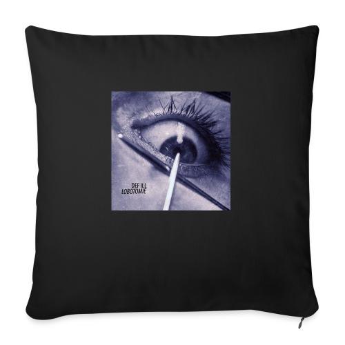 Def Ill - Lobotomie Cover Artwork Shirt - Sofakissen mit Füllung 44 x 44 cm