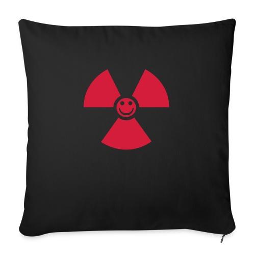 Atom! - Soffkudde med stoppning 44 x 44 cm