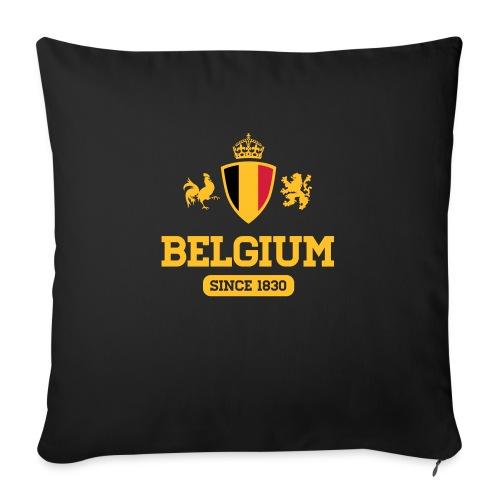 depuis 1830 Belgique - Belgium - Belgie - Coussin et housse de 45 x 45 cm