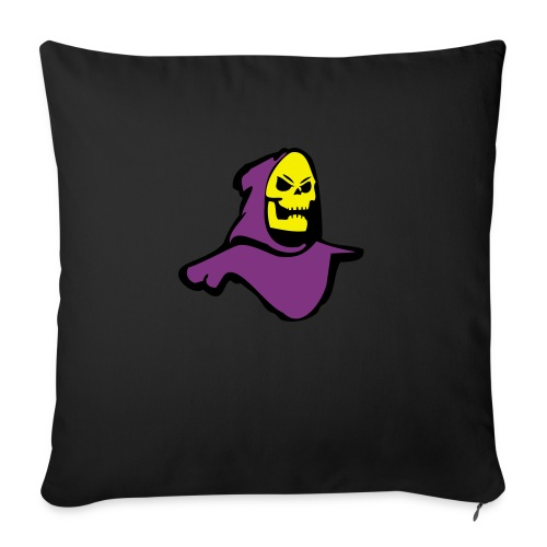 Skeletor - Sofa pillow with filling 45cm x 45cm