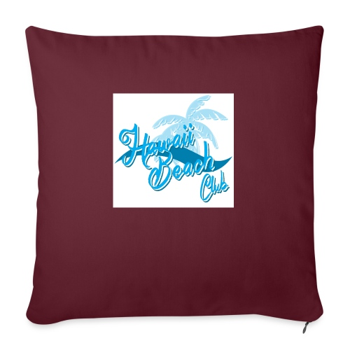 Hawaii Beach Club - Sofa pillow with filling 45cm x 45cm
