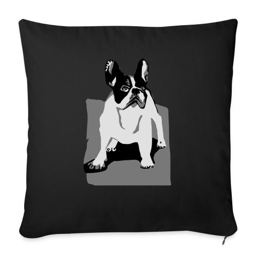 franz bulldog - Sofakissen mit Füllung 44 x 44 cm