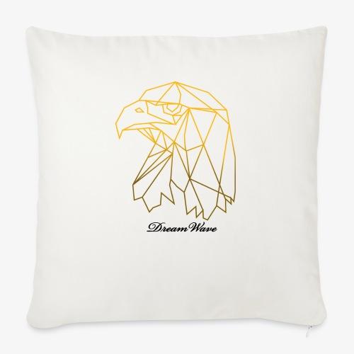 DreamWave Eagle/Aigle - Coussin et housse de 45 x 45 cm
