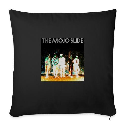 The Mojo Slide - Design 2 - Sofa pillow with filling 45cm x 45cm