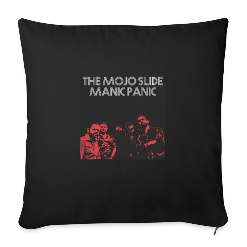 Manic Panic - Design 2 - Sofa pillow with filling 45cm x 45cm