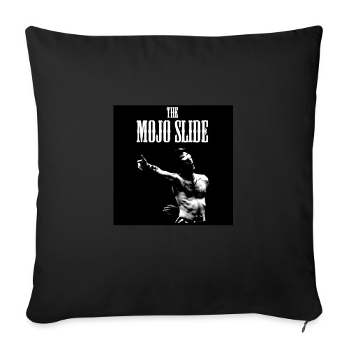 The Mojo Slide - Design 1 - Sofa pillow with filling 45cm x 45cm