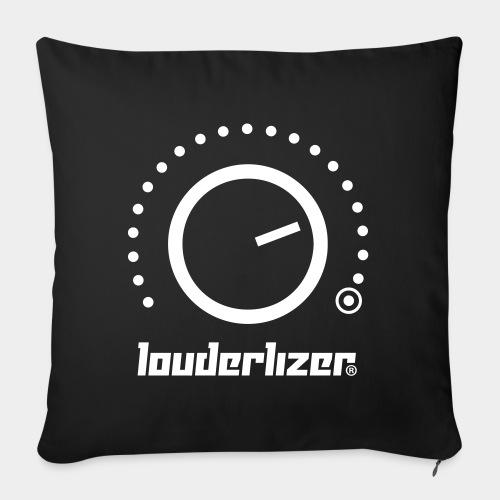 Louderlizer ® - Sofakissen mit Füllung 44 x 44 cm