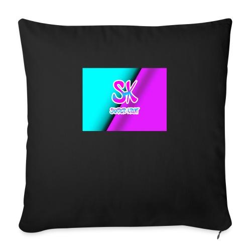 Sk Shirt - Bankkussen met vulling 44 x 44 cm