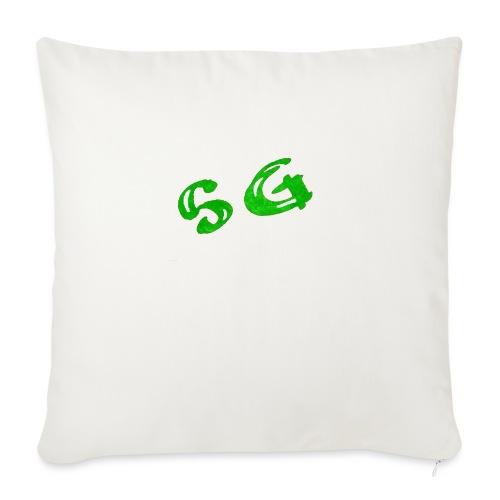 StreamGangster - Bankkussen met vulling 44 x 44 cm
