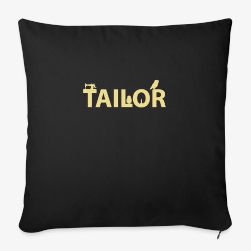 Tailor Series - Sofa pillow with filling 45cm x 45cm