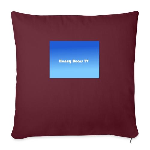 Honey Bears TV Merch - Sofa pillow with filling 45cm x 45cm
