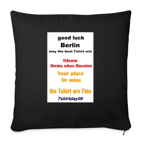 INTERNATIONAL09 - Sofa pillow with filling 45cm x 45cm