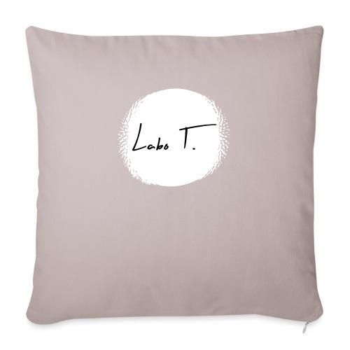 Labo T. - white - Coussin et housse de 45 x 45 cm