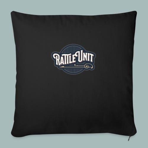 Rattle Unit - Bankkussen met vulling 44 x 44 cm