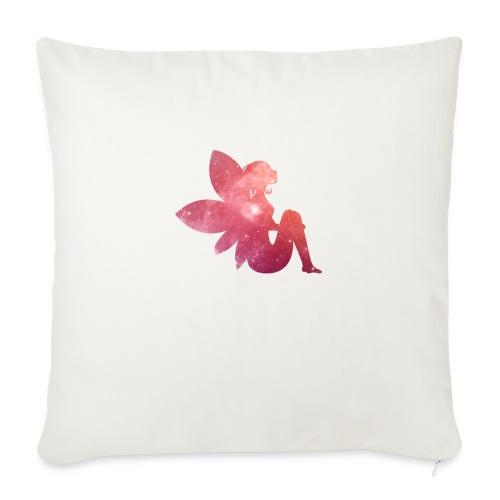 Pink fairy - Sofapute med fylling 44 x 44 cm