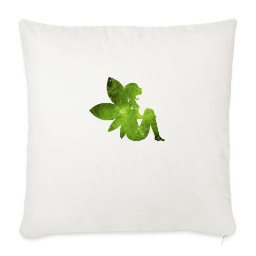 Green fairy - Sofapute med fylling 44 x 44 cm