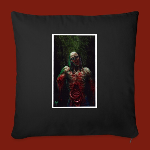 Zombie's Guts - Sofa pillow with filling 45cm x 45cm