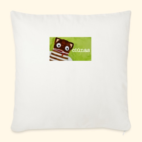 ciunas - Sofa pillow with filling 45cm x 45cm