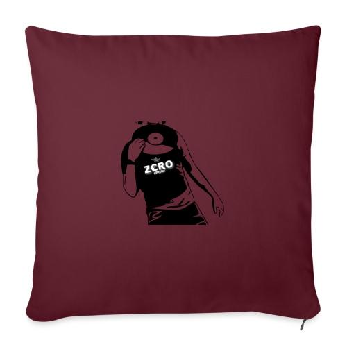 F@ck me I am a Dj - Sofa pillow with filling 45cm x 45cm