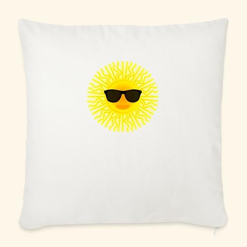 Sol de Canarias - Cojín de sofá con relleno 44 x 44 cm