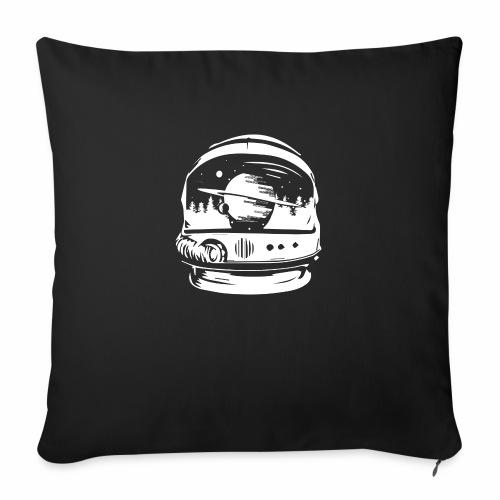 Woodspace Astronaut - Poduszka na kanapę z wkładem 44 x 44 cm