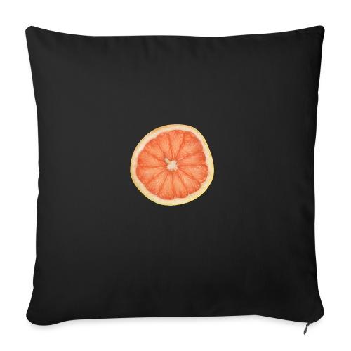 Grapefruit - Sofakissen mit Füllung 44 x 44 cm