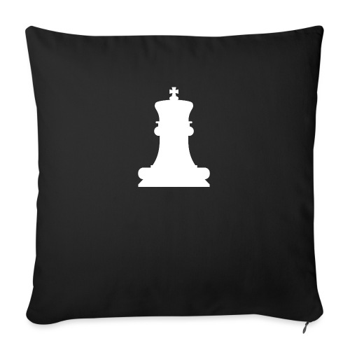 The White King - Sofa pillow with filling 45cm x 45cm