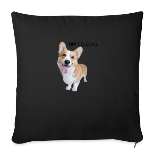 Silly Topi - Sofa pillow with filling 45cm x 45cm