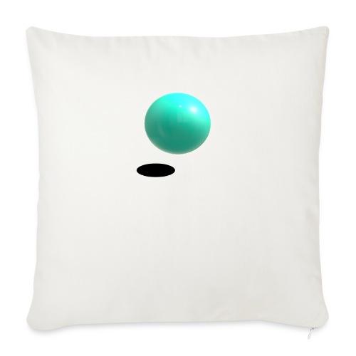 sing - Cojín de sofá con relleno 44 x 44 cm