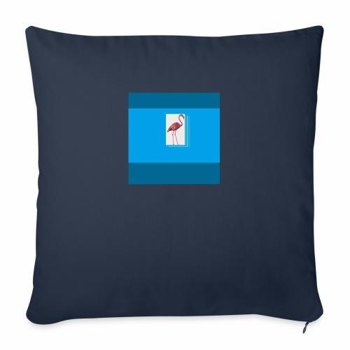 Flamingoscotteri - Cuscino da divano 44 x 44 cm con riempimento