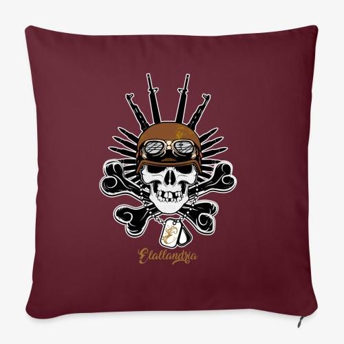 Elallandria's FPS Motive - Sofa pillow with filling 45cm x 45cm